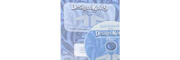 DesignaKnit für das Handstricken