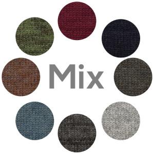 Mix! Cashmere Best Blend + Camel Marrakesh