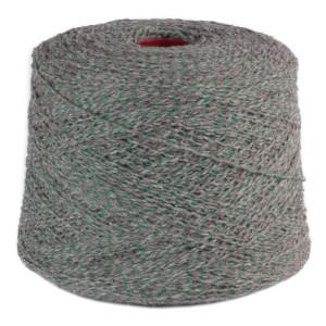 YAK - VK grün-grau Light (DK)