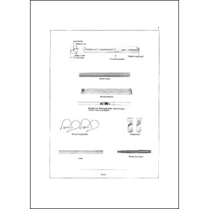 Gebrauchsanweisung Brother Formstickgerät KL-116