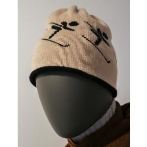 Anleitung Skifahrer-Mütze