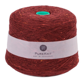 Cashmere Tweed - Rosso Bacca