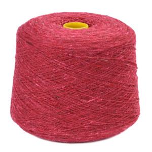 Cashmere Tweed - Rubino