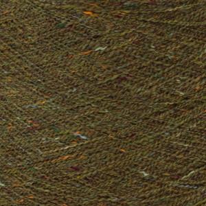 Cashmere Tweed - Oliva