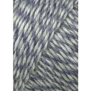 blau hellgrau mouliné (0151)