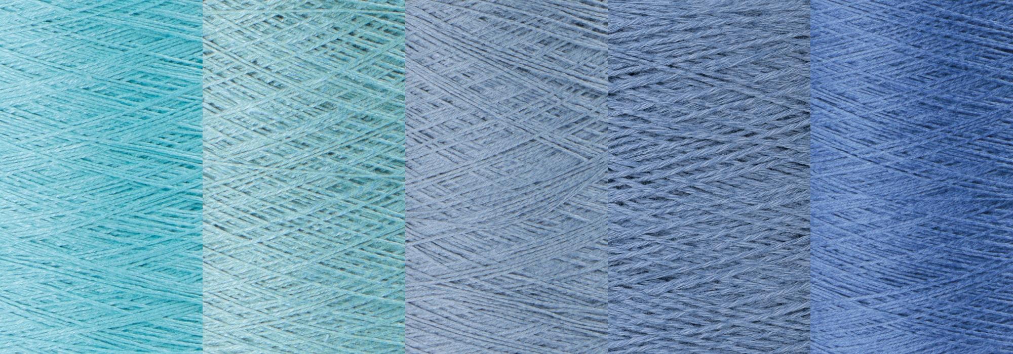 Lino Leggero - frische Farben für heiße Tage